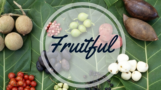 Fruitful